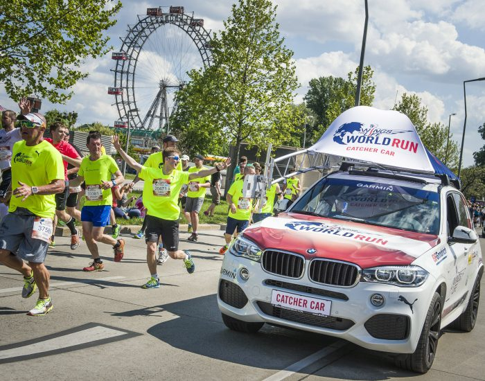 Das war der Wings for Life World Run 2016