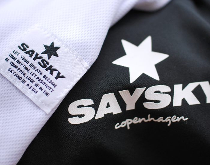 NOT MADE FOR WALKING – the SAYSKY COLLECTION