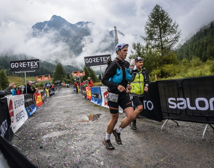 Run – Eat – Sleep – Repeat oder Father and Son beim Trans Alpine Run
