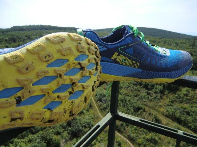 Alfred testet den Trailschuh-Hoka One One Speed Instinct 2