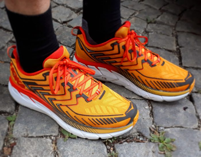 RunInc. Friend Michael Fuchs testet den HOKA ONE ONE Clifton4