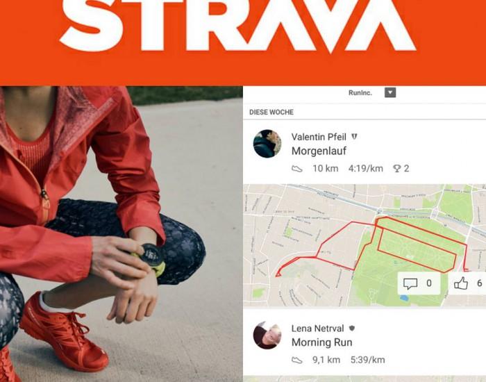 Laufe den VCM mit STRAVA