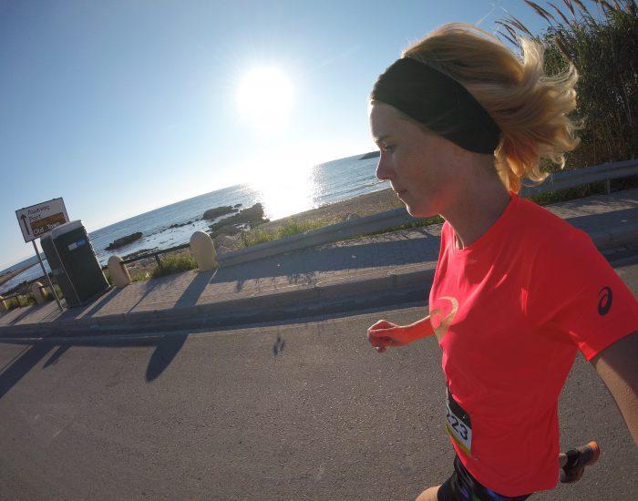 Rhodos Marathon: Ein Traum vor dem Alptraum