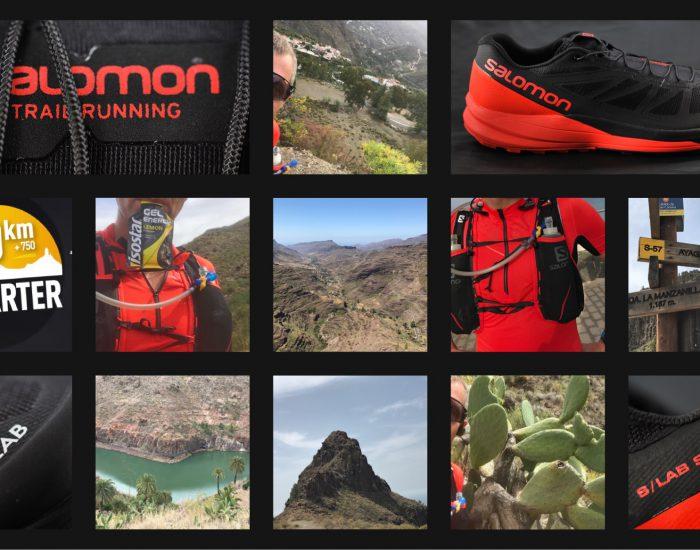 Trans-Gran Canaria – Salomon, Danke