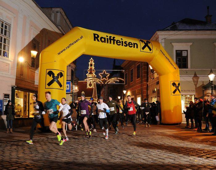 Das war der 28. Mödlinger Altstadt Adventlauf