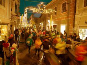 Mödlinger Altstadt Adventlauf